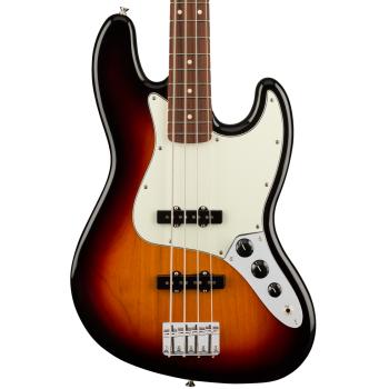 Fender Player Jazz Bass PF 3 Tone Sunburst