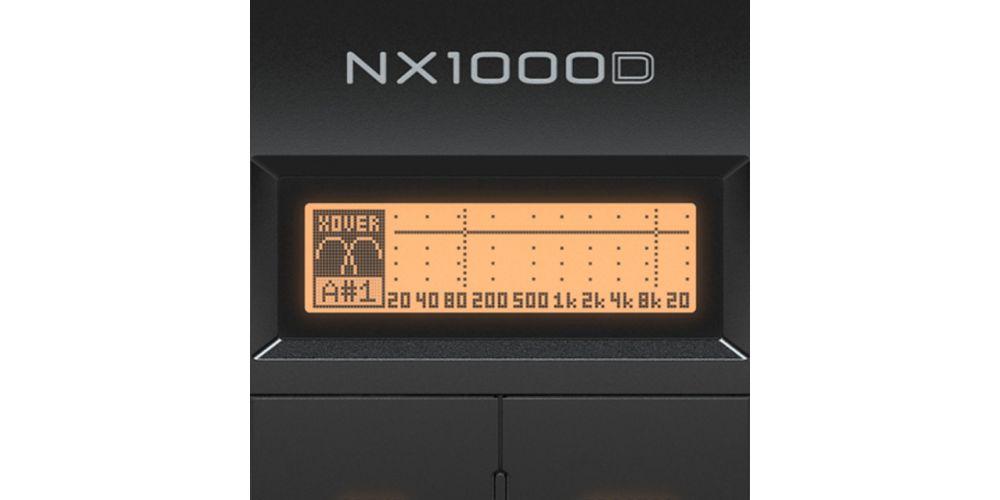 behringer nx1000 dsp