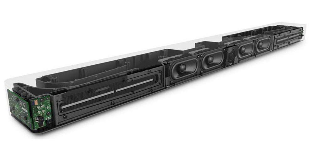 bose soundbar700 construccion barra sonido wifi bluetooth
