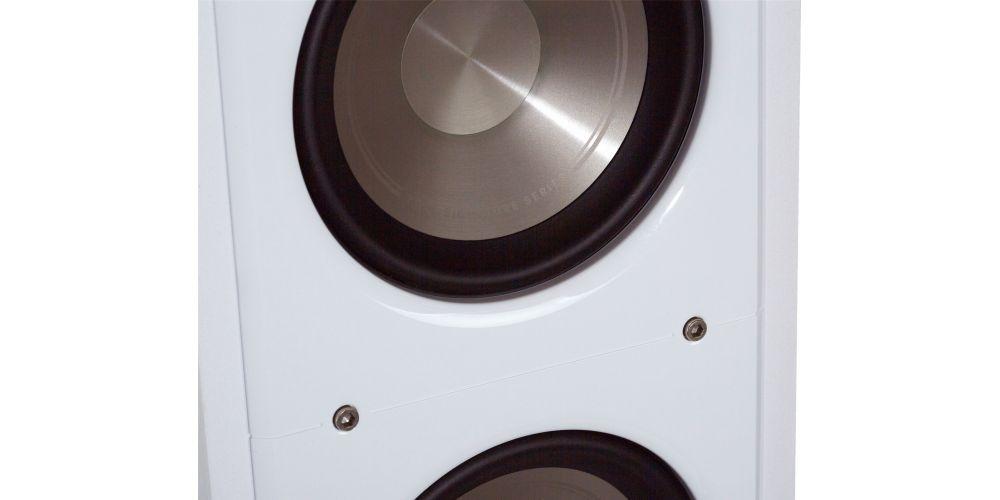 polk audio Signature S60 polk S60 white conexiones altavoces