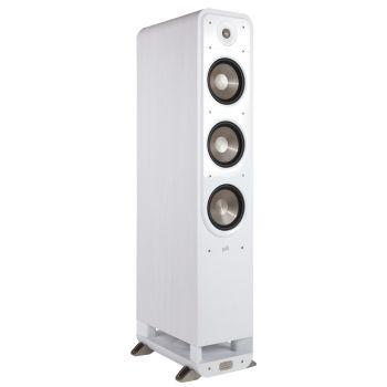 Polk audio S60e White Pareja Altavoces HiFi suelo