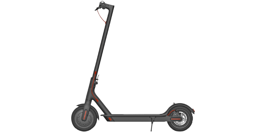 6970244526823 xiaomi mielectric scooter negro