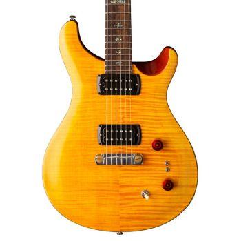 PRS SE PAULS GUITAR AMBER Guitarra Eléctrica