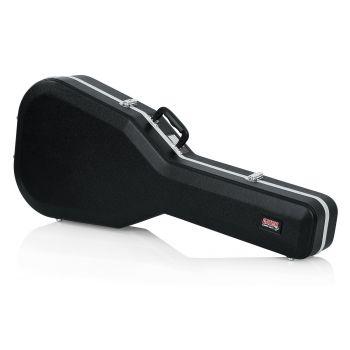 Gator GC-APX Estuche de Guitarra Acústica construido en Plastico ABS y Aluminio
