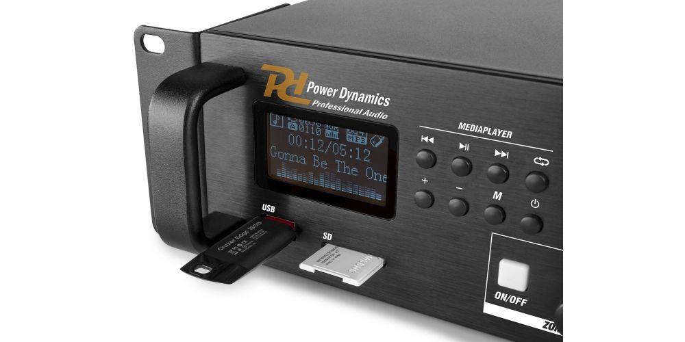 power dynamics pdv120mp3 952068 mh