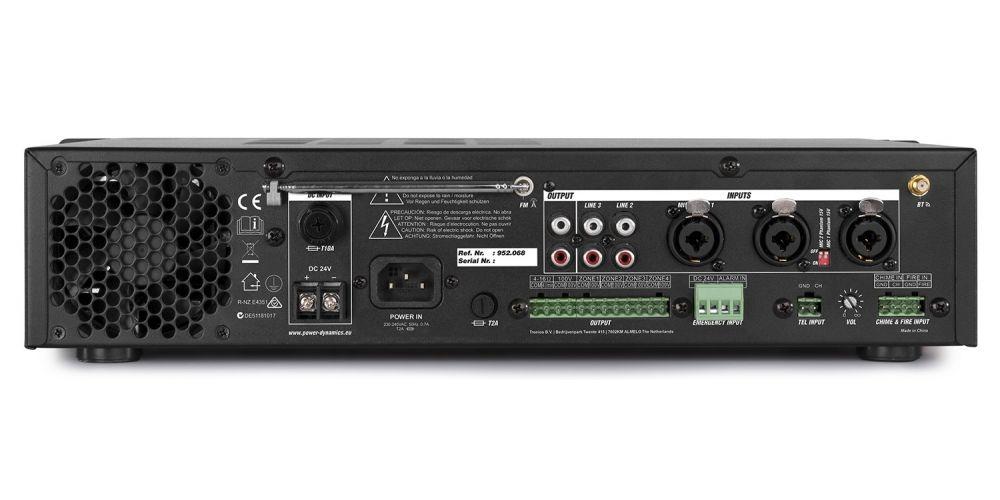 power dynamics pdv120mp3 952068 vender