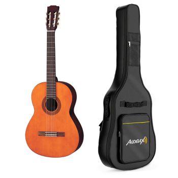 YAMAHA C-40-II Guitarra Clasica + Audibax Easy Acoustic Funda