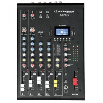 Audiophony MPX-6 Mezclador