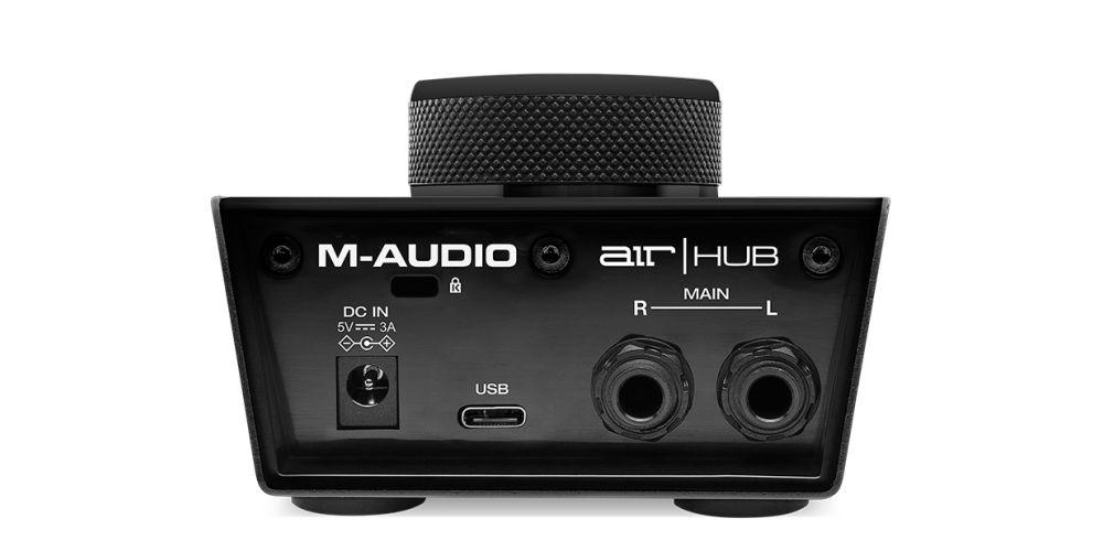 Air Hub interface audio
