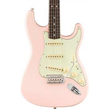 Fender American Original 60s Stratocaster RW Shell Pink