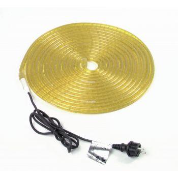 Eurolite Rubberlight RL1-230V Yellow 5m Tira Led