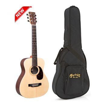 Martin LX1R Little Martin Guitarra Acústica con Funda