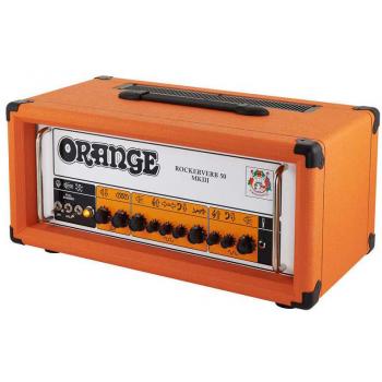 Orange Rockerverb 50H MKIII Amplificador cabezal para guitarra