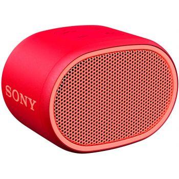 SONY SRS-XB01R Altavoz Bluetooth Rojo
