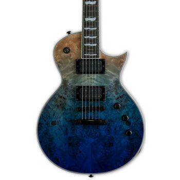 ESP LTD EC-1000BP Guitarra Eléctrica Blue Natural Fade