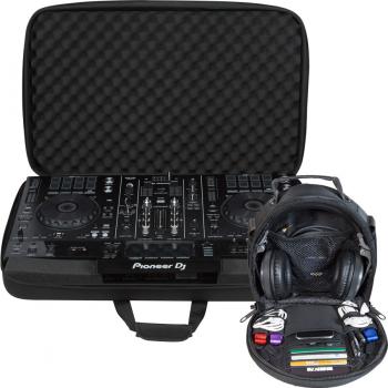 Walkasse Kit maleta DJ ligera 1 x W-MCB790 para XDJ-RX2 y 1 x W-HEAPHONES-BLACK