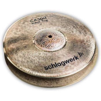 Schlagwerk CHH12 Platillo Cajón Hi-Hat 12