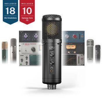Antelope Audio Axino Synergy Core Micrófono de Estudio USB