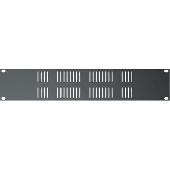 Quik Lok RS-277 Panel Rack Ventilacion 2U