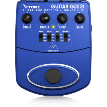 BEHRINGER GDI21 Accesorio para Guitarra Efectos Behringer GDI-21