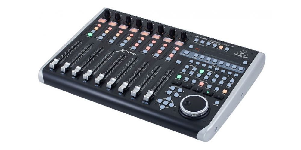 BEHRINGER X TOUCH FRONT