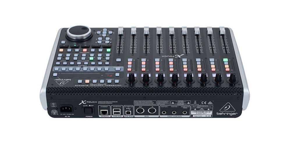 BEHRINGER X TOUCH REAR