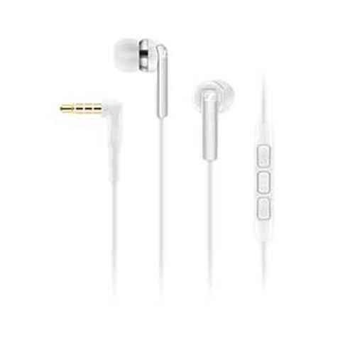 Sennheiser CX 2.00 i WHITE Auricular Compatible Iphone, Blanco