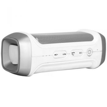 WOXTER URBANBEAT BT-28 Blanco Altavoz Bluetooth/ Powerbank