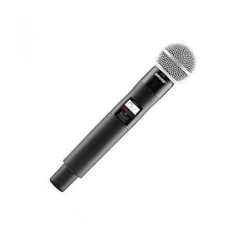 SHURE QLXD24 SM 58 Microfono inalambrico de Mano