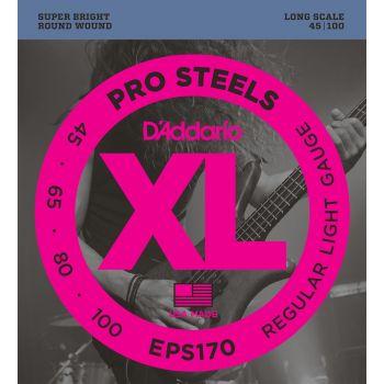 D Addario EPS-170 (045-100) Ace Cuerdas Bajo