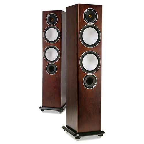 MONITOR AUDIO SILVER 6 Walnut, Pareja