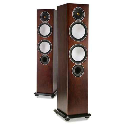 Monitor Audio Silver6 nogal