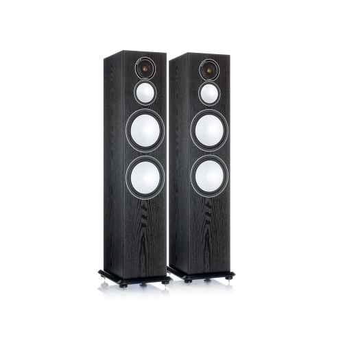 monitor audio silver 10 black oak altavoz alta gama
