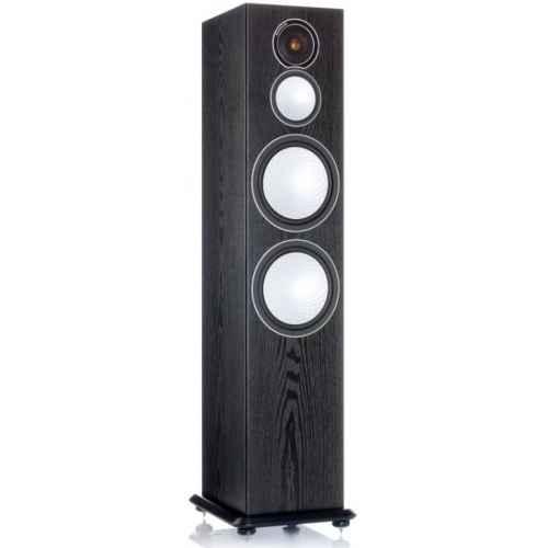 monitor audio silver 10 black oak negro