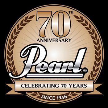 Pearl Midtown MDT761P Black Gold, Set Bateria