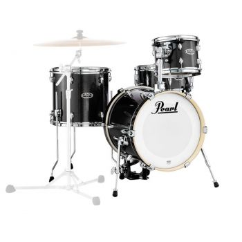 Pearl Midtown MDT761P Black Gold, Set Bateria