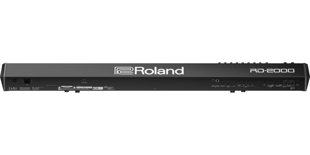 roland rd2000 back