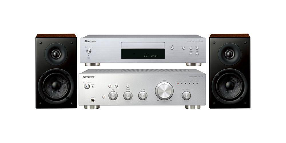 pioneer a 10 silver amplificador pd10ae scn301