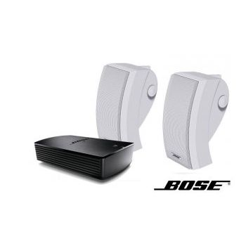BOSE SOUNDTOUCH SA-5+BOSE251 White
