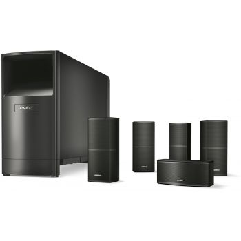 Denon AVRX1400+Bose AM10V Black