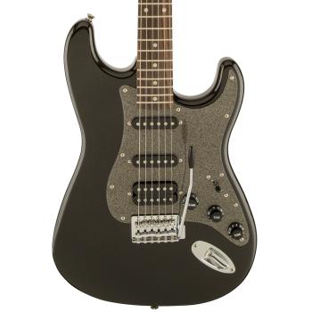 Fender Squier Affinity Stratocaster LRL HSS Montego Black Metallic. Guitarra Eléctrica