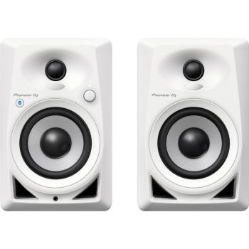 Pioneer DM-40BT Blancos Monitores Activos Bluetooth Pareja