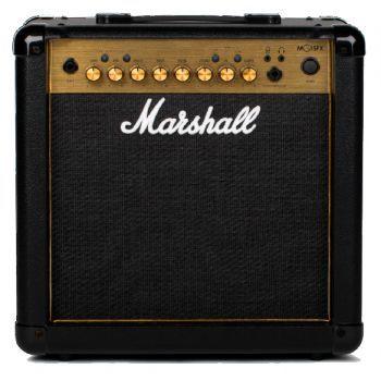 MARSHALL MG15GFX Combo 15 W. Efectos