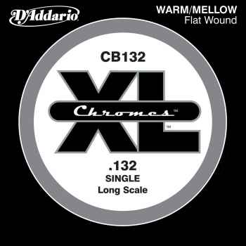 D´addario CB132 Cuerda Suelta para Bajo