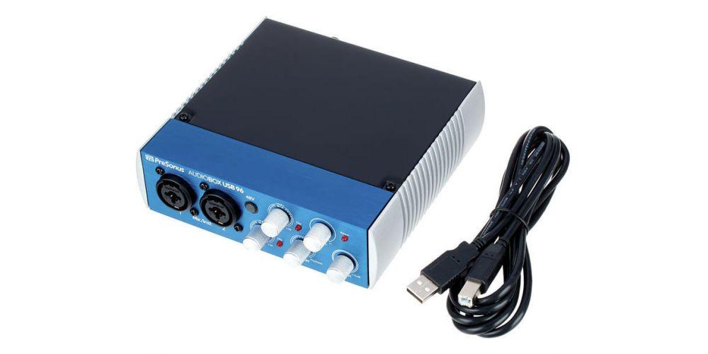 presonus audiobox usb 96 accesorios