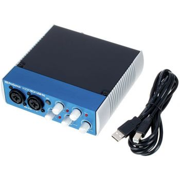 PreSonus AudioBox USB 96 Audio Interface. Incluye Software