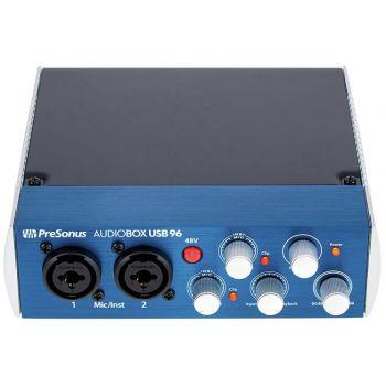 PreSonus AudioBox USB 96 Audio Interface , incluye Software