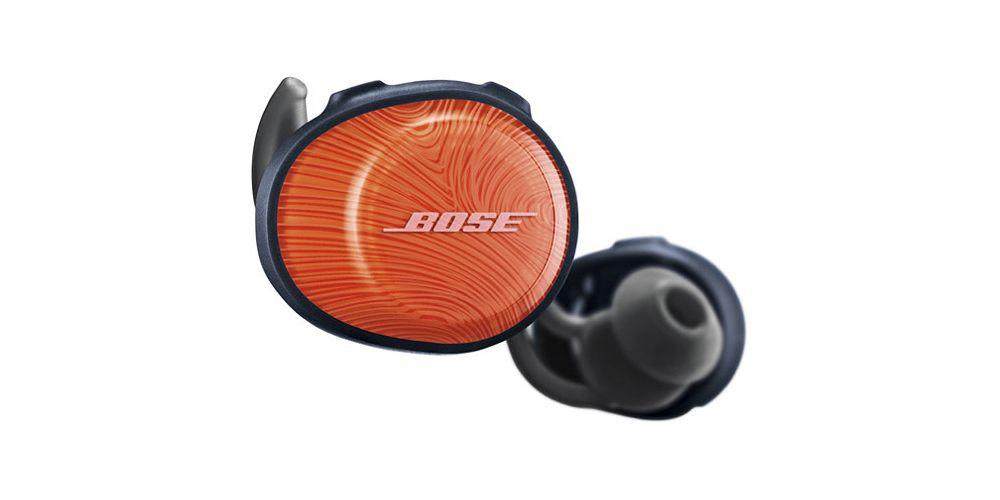bose soundsport free naranja