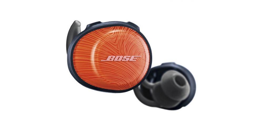 bose soundsport naranja auricular inalambrico