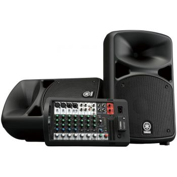 YAMAHA STAGEPAS 600BT Sistema PA Portatil Bluetooth